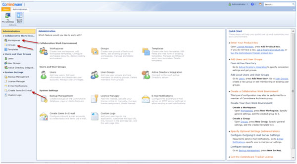 comindware task management