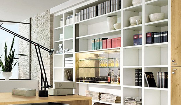 home office fitout. Office Storage Design Home Fitout