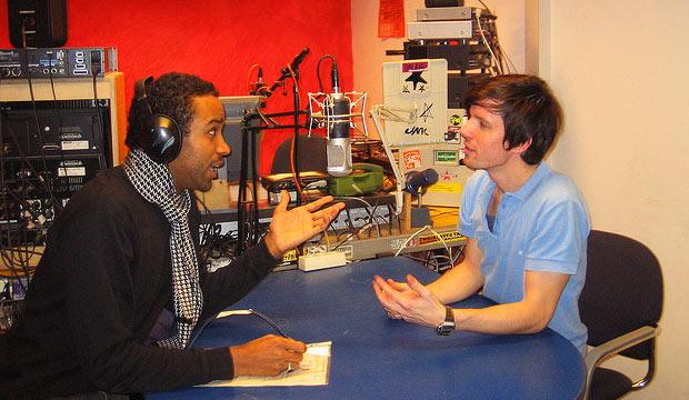 radio show host