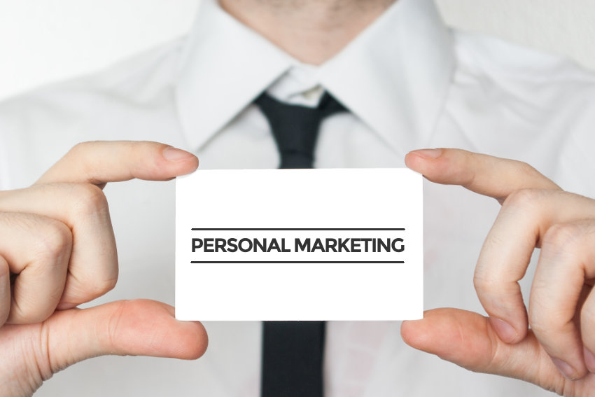 Personal marketing tips