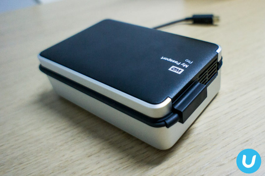 WD My Passport Pro external hard drive