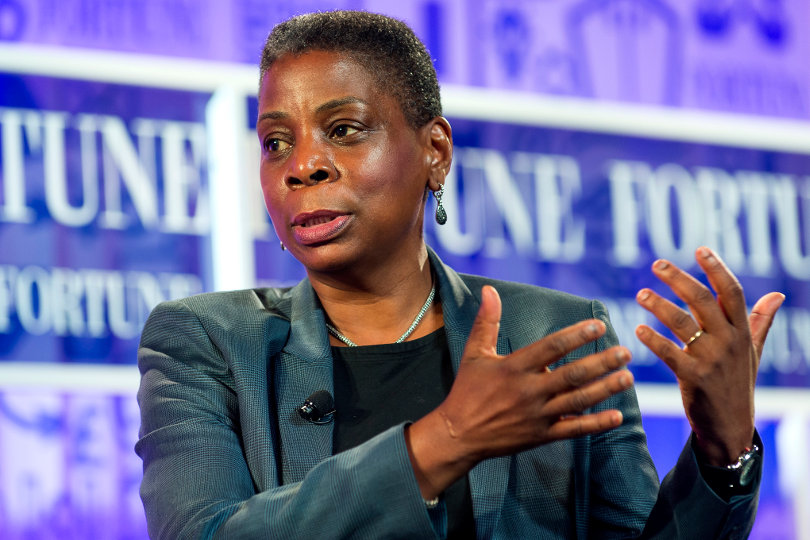 ursula burns ceo of xerox When ursula burns, ceo of xerox, was quickly moving up the career ladder at  xerox she faced some major discrimination but not in the way.