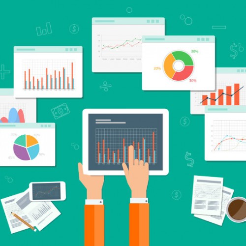 How to Monitor and Consolidate Your Online Data Using a Business Dashboard