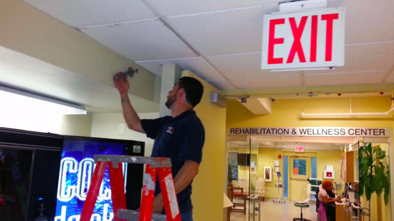 Safety First Does Your Business Need A Fire Sprinkler System