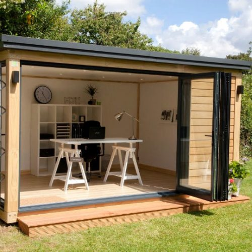 How to Secure Your Garden Office from Burglary