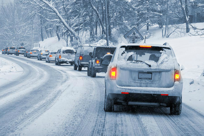 Winter maintenance tips for fleet managers