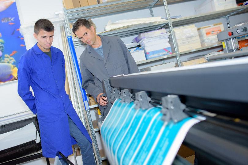 Digital printing business
