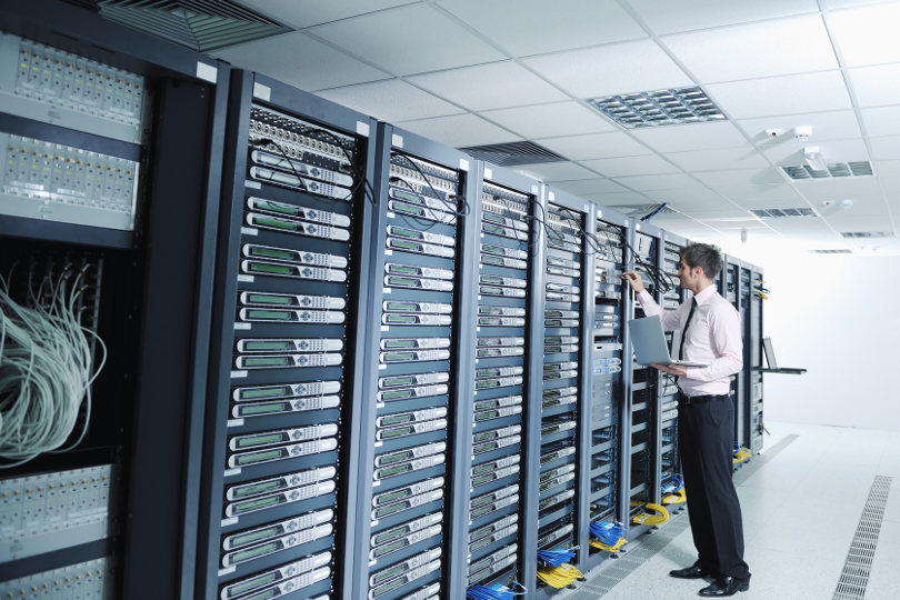Inside the Data Centre: The Physical Side of the Digital World