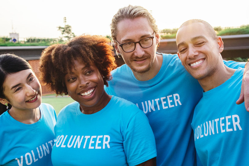 Giving back to the community through employee volunteering