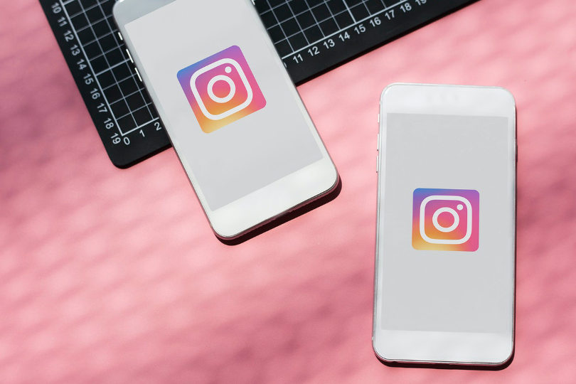 Marketing dropshipping business on Instagram