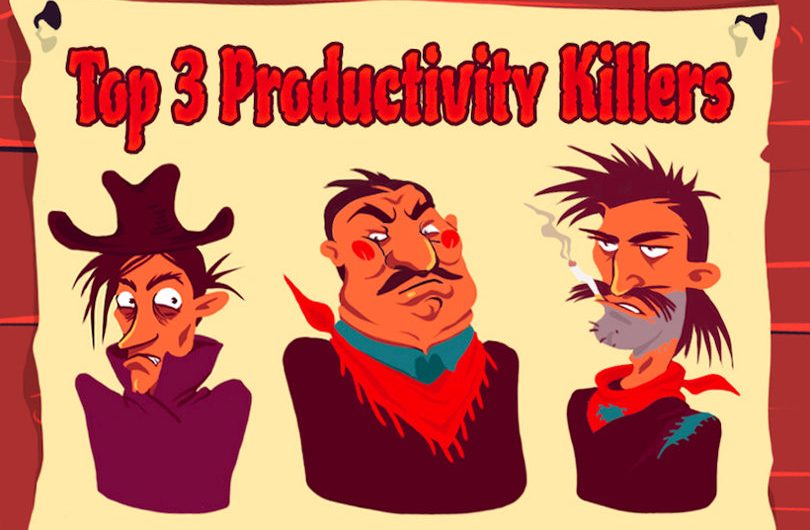 Productivity killers