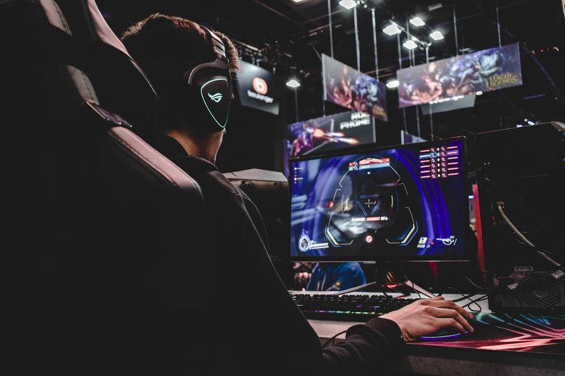 jugador de eSports