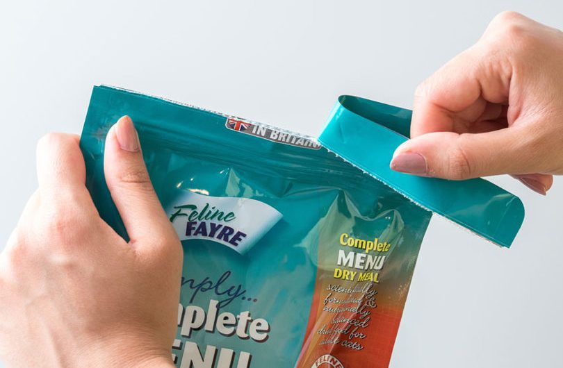 Compostable packaging example