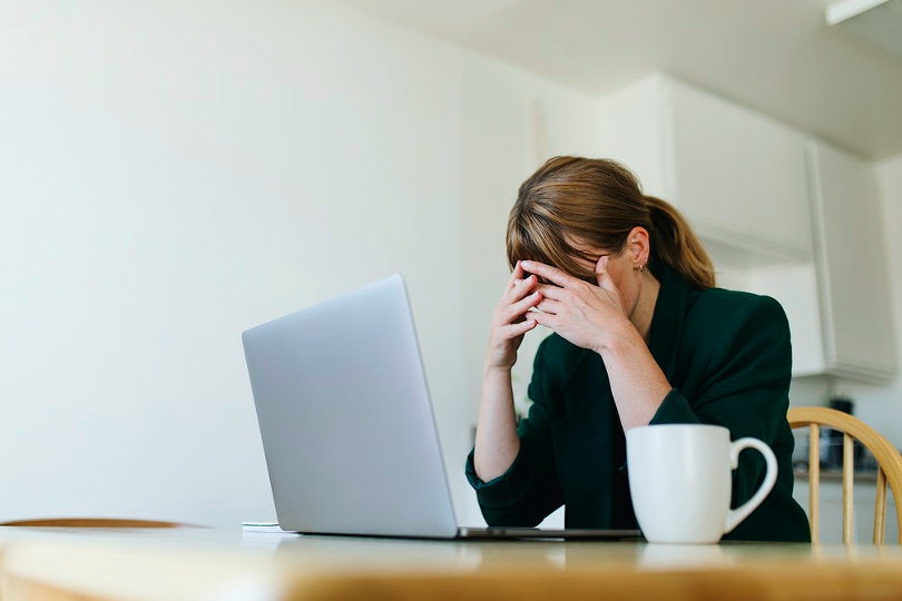 Employee mental health issue